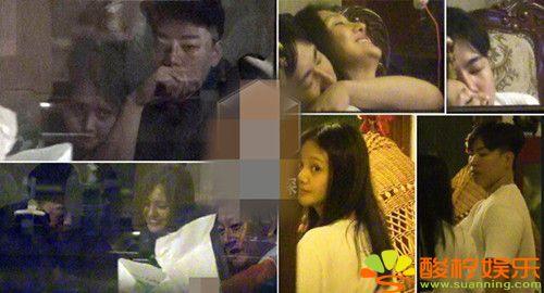 郑爽的父亲责骂张衡:出轨 N次精湛的卑鄙行为和不雅女孩的录像被记录在电话